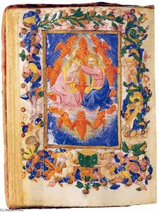 Zanobi Strozzi - Book of Hours for the Use of Rome