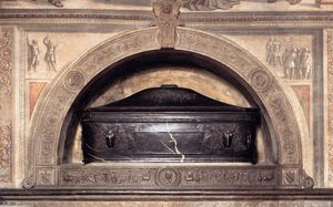 Giuliano Da Sangallo - Tomb of Francesco Sassetti