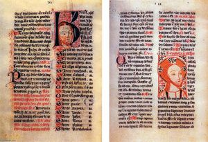 Caterina Vigri - Breviary with Miniatures
