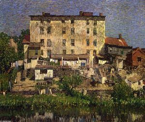 Robert Spencer - The White Tenement