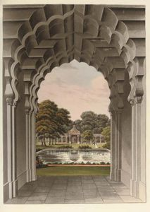 Humphry Repton - Designs For The Pavillon At Brighton. London