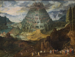 Tobias Verhaecht - Tower Of Babel