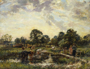 William Mark Fisher - Crossing The Ford