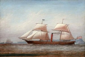 William Clark - An Early American Steamer