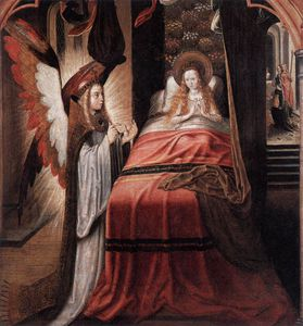 Master Of The Legend Of Saint Ursula - Dream Of St Ursula