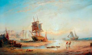 George Gregory - Marine Painting