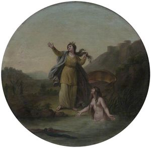 William Hamilton - Ceres And Arethusa