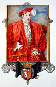 Sarah Countess Of Essex - Portrait Of Henry Howard Earl Of Surrey From 'memoirs Of The Court Of Queen Elizabeth