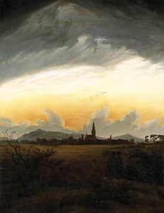 Caspar David Friedrich - neubrandenburg