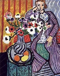 Henri Matisse - Woman in Robe