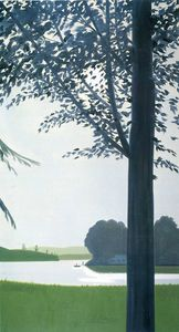 Alex Katz - untitled (1310)