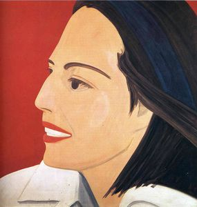 Alex Katz - untitled (2106)