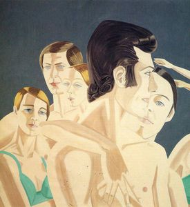 Alex Katz - untitled (8248)