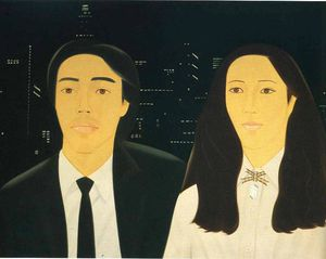 Alex Katz - untitled (7381)
