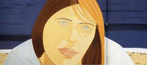Alex Katz - untitled (7713)