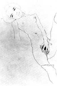 Egon Schiele - untitled (7272)