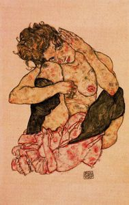 Egon Schiele - untitled (2635)