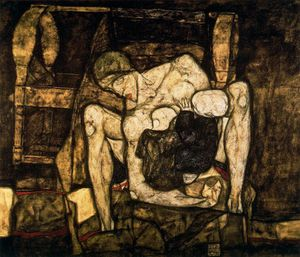 Egon Schiele - untitled (4533)