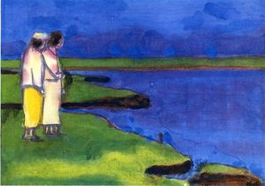 Emile Nolde - untitled (1562)