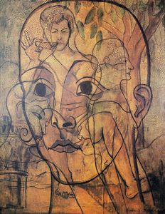 Francis Picabia - untitled (4382)