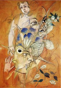 Francis Picabia - untitled (4222)