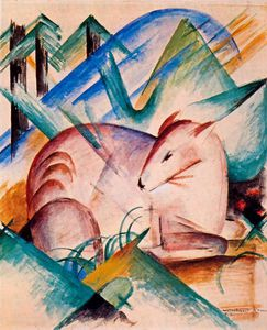 Franz Marc - untitled (8430)