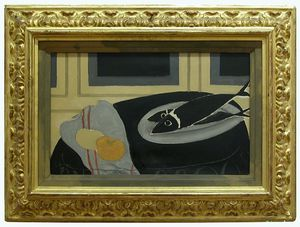 Georges Braque - untitled (8615)