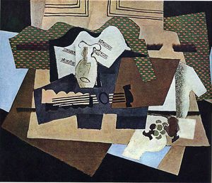 Georges Braque - untitled (799)