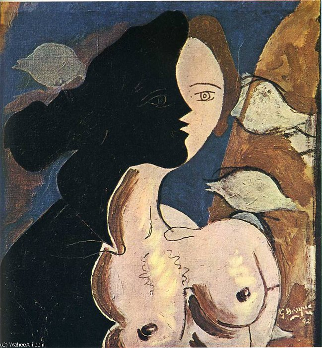 | untitled (156) by Georges Braque | BuyPopArt.com