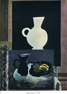 Georges Braque - untitled (8358)