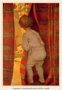 Jessie Willcox Smith - untitled (8885)