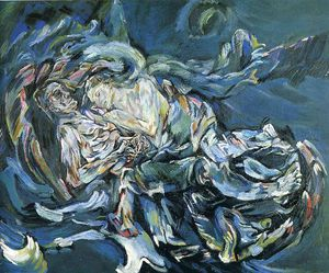 Oskar Kokoschka - untitled (9863)