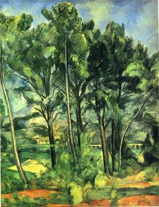 Paul Cezanne - untitled (2078)