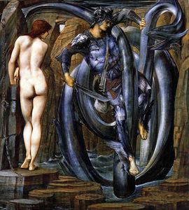 Edward Coley Burne-Jones - The perseus series the doom fulfilled