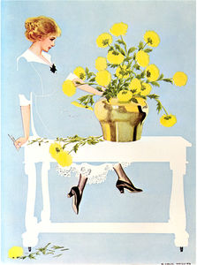 Coles Phillips - Untitled (517)