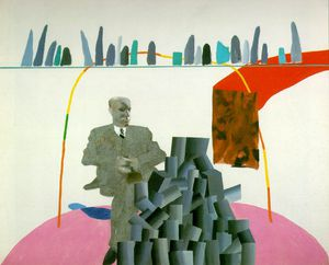 David Hockney - Artistic devices