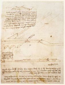 Leonardo Da Vinci - engineering-Canal bridge