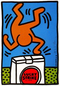 Keith Haring - Untitled (161)