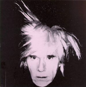 Andy Warhol - Self portrait, Private