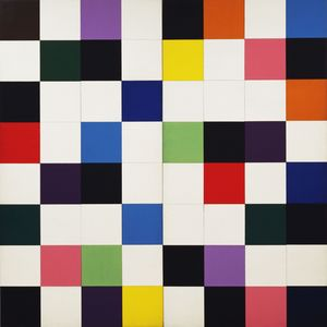Ellsworth Kelly - Colors for a Large Wall