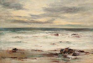 James Lawton Wingate - Seascape