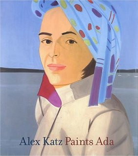 famous painting Ada of Alex Katz