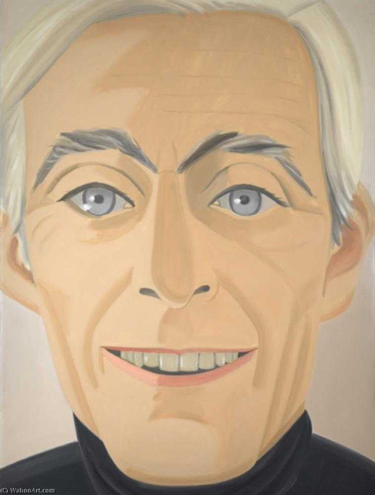 famous painting Edwin of Alex Katz