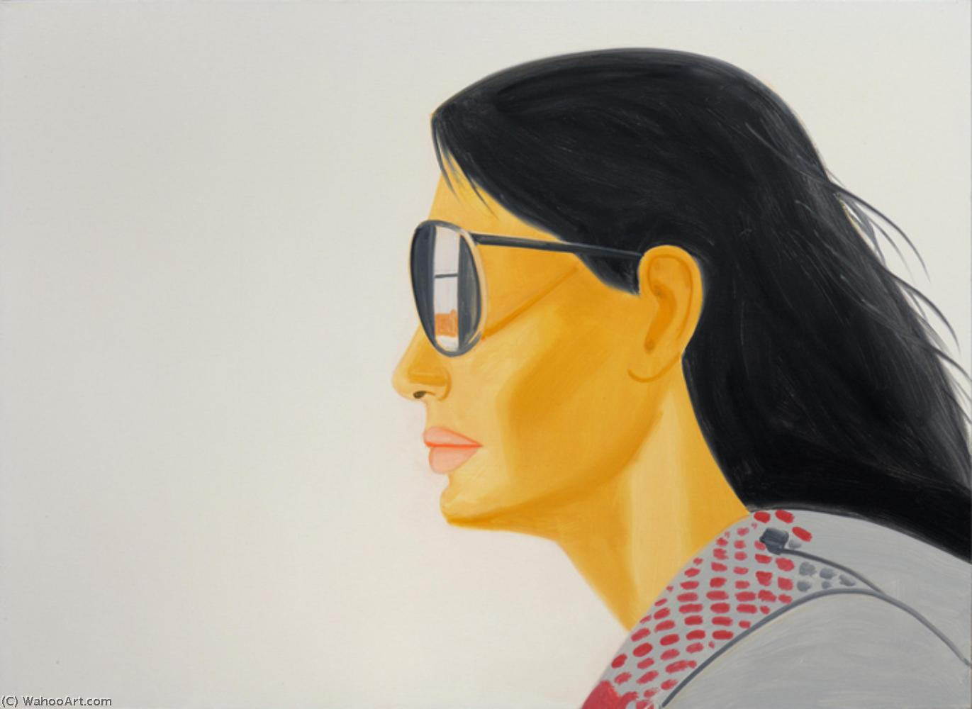 famous painting Fashion and Studies of Alex Katz