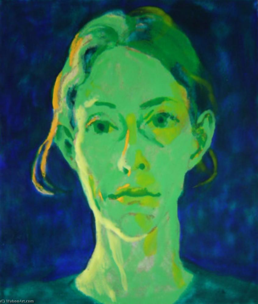 famous painting Hera of Alex Katz