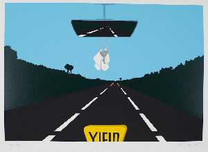 Allan D'arcangelo - The holy family