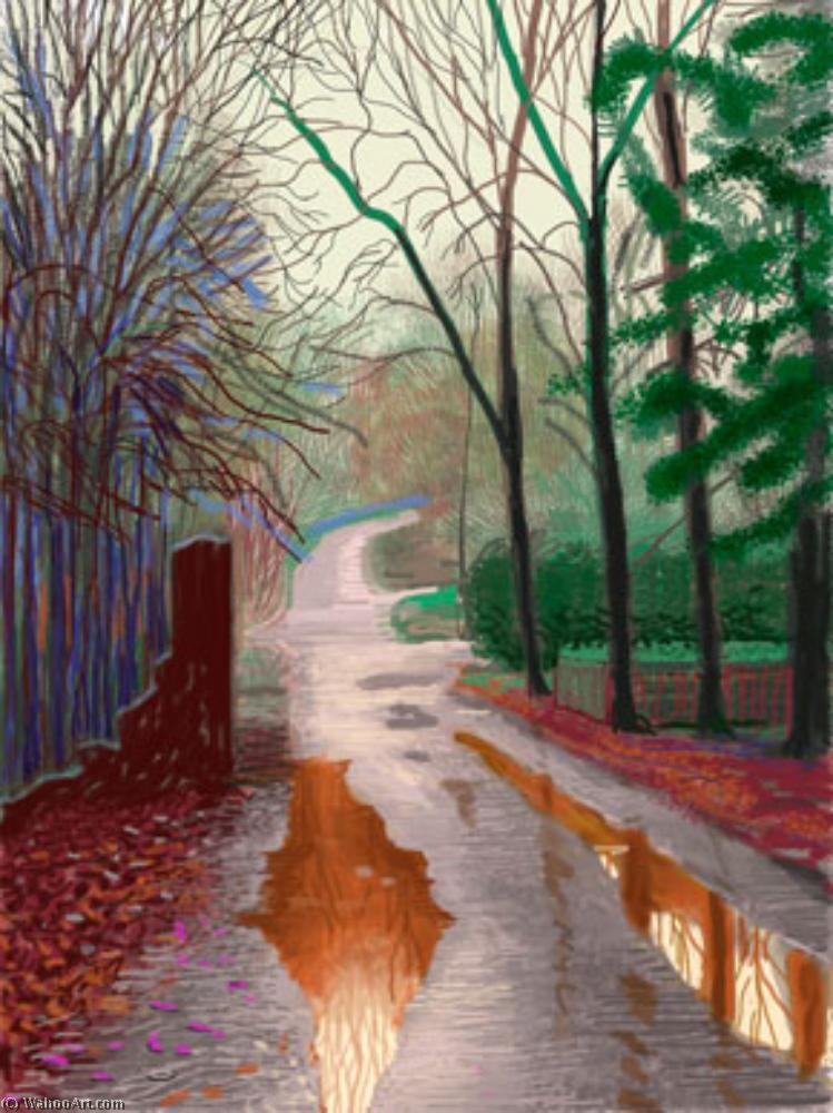 | 29 december by David Hockney | BuyPopArt.com