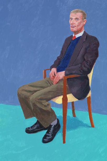 Order Art Reproductions Pop Art : Arthur lambert by David Hockney | BuyPopArt.com