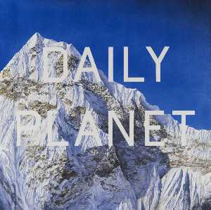 Edward Ruscha - Daily planet