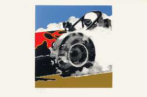 Gerald Laing - Dragster